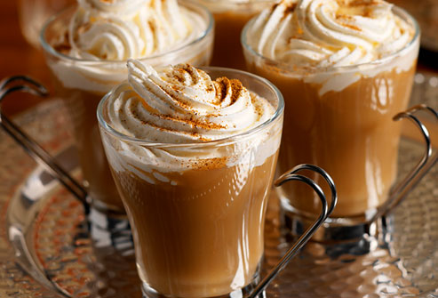 Baileys coffee whipped cream
